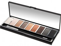 Metallisches Augen-Make-up und Lidschatten  Pure Color Gelée Powder EyeShadow von Estee Lauder.