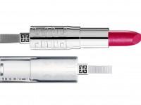Der Lippenstift  Rouge Interdit Shine von Givenchy.