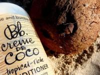 Wie sollten Sie spröde und kaputte Haare pflegen? Shampoo, Spülung und Maske Creme de Coco von Bumble and Bumble