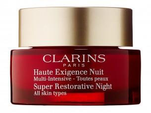 Die schlankmachende Creme Super Restorative von Clarins