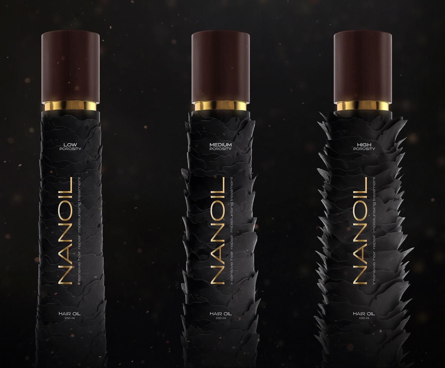 Nanoil - das neuste Öl für Haare!