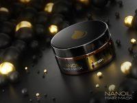 Haarregeneration mit Nanoil. Wie wirkt Nanoil Haarmaske mit Keratin?